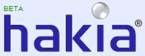 Hakia - Image: Hakia Logo