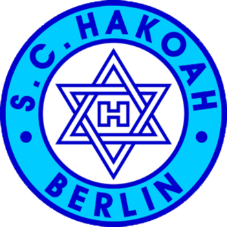 TuS Makkabi Berlin - Logo of predecessor side Hakoah Berlin