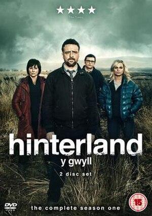 Hinterland (TV series) - Image: Hinterland season 1 DVD