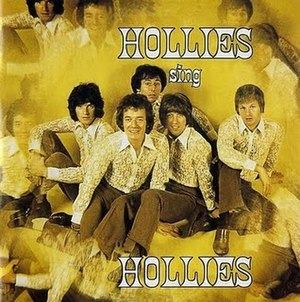 Hollies Sing Hollies - Image: Hollies Sing Hollies Front