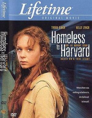 Homeless to Harvard: The Liz Murray Story - DVD Cover