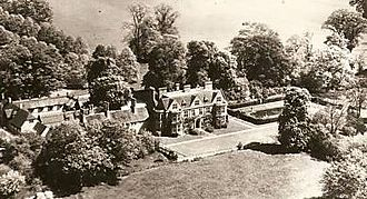 De Vere Horwood Estate - Horwood House – Another view during the Denny occupation