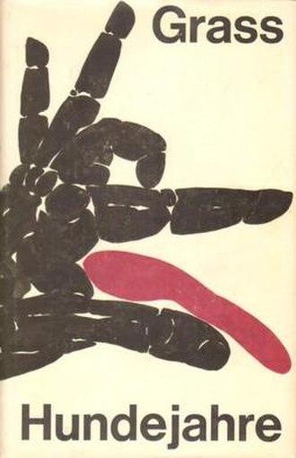 Dog Years (novel) - First German edition