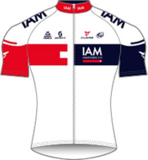 IAM Cycling - Image: IAM Cycling jersey