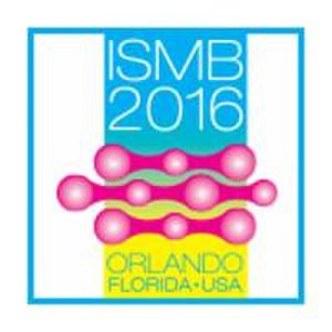 Intelligent Systems for Molecular Biology - Image: ISMB 2016 Logo