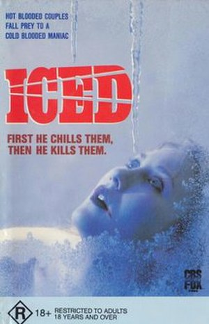Iced (film) - VHS cover