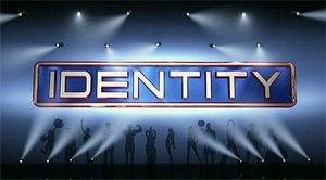 Identity (game show) - Image: Identity Logo