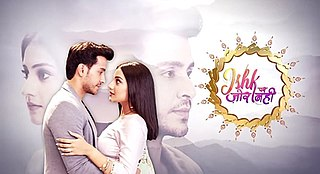 <i>Ishk Par Zor Nahi</i> Indian television drama series