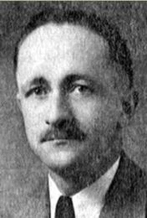 J. Leslie Broadbent - circa 1930