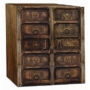 A Cabinet of Curiosities - Image: JA Cabinet
