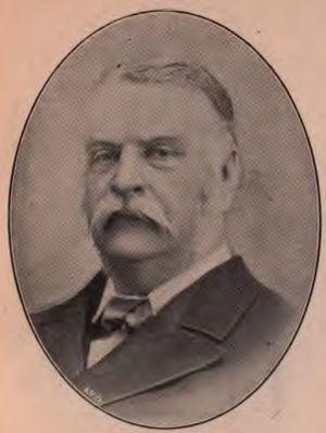 James Kitson, 1st Baron Airedale - Sir James Kitson c1895