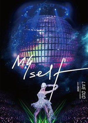 Myself World Tour (album) - Image: Jolin Tsai Myself World Tour Live