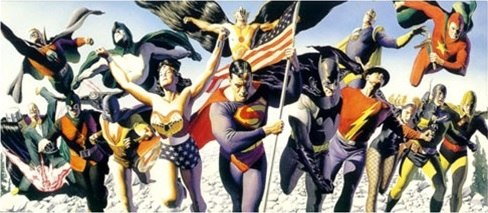 Justice Society of America (Golden Age version)