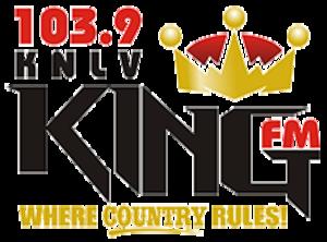 KNLV-FM - Image: KNLV KINGFM103.9 logo