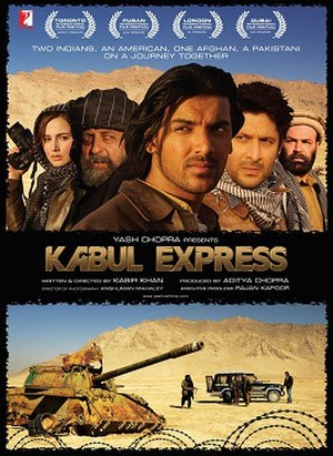 Kabul Express - Theatrical release poster