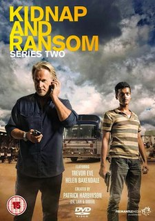 <i>Kidnap and Ransom</i> British television three-part miniseries