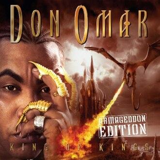 King of Kings (Don Omar album) - Image: King of kings armageddon