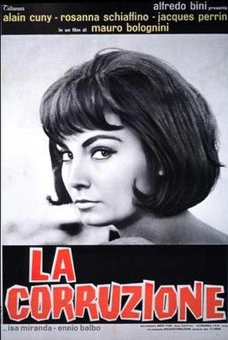 Corruption (1963 film) - Image: La corruzione
