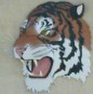 Lancaster High School (Lancaster, Texas) - Image: Lancaster HS Tiger Mascot