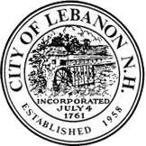 Official seal of Lebanon, New Hampshire