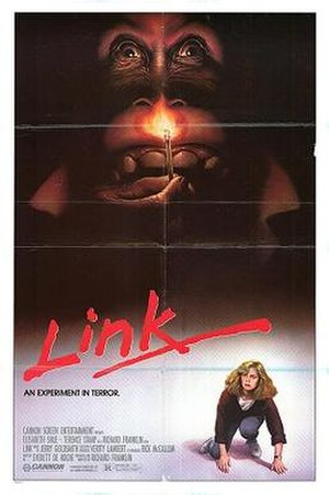 Link (film) - Theatrical release poster