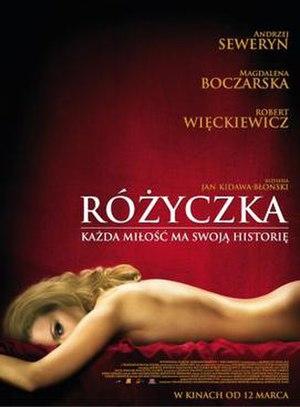 Little Rose - Polish film poster