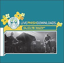 LivePhish.com Downloads cover