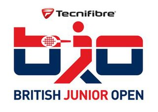 British Junior Open Squash