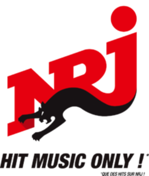NRJ Russia - Image: Logo NRJ 2016