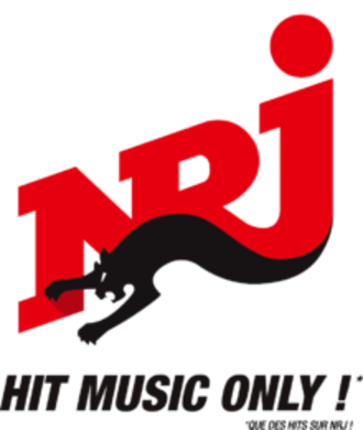 NRJ - Image: Logo NRJ 2016