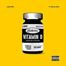 vitamin d song wikipedia. Black Bedroom Furniture Sets. Home Design Ideas