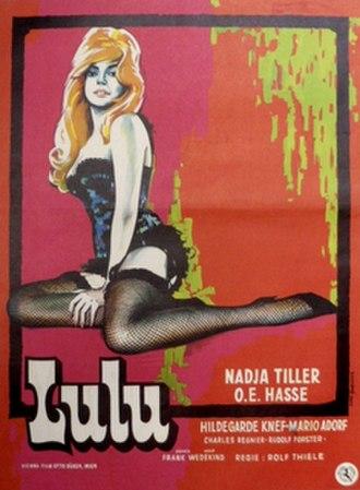 Lulu (1962 film) - Image: Lulu (1962 film)