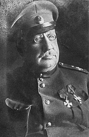 Vladimir May-Mayevsky - General Vladimir May-Mayevsky