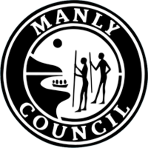 Manly Council - Image: Manly Council logo