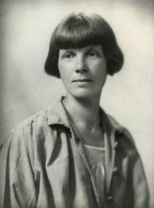 Margaret Calkin James - Image: Margaret Calkin James