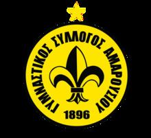 Maroussi logo