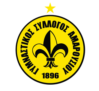 Maroussi B.C. - Image: Maroussi BC Logo