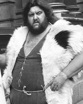 Giant Haystacks - Image: Martin Ruane