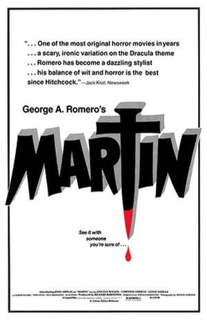Martin (1978 film) - Film poster