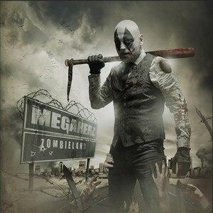 Zombieland (Megaherz album) - Image: Megaherz Zombieland album cover
