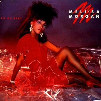 Do Me Baby (album) - Image: Meli'sa Morgan Do Me Baby