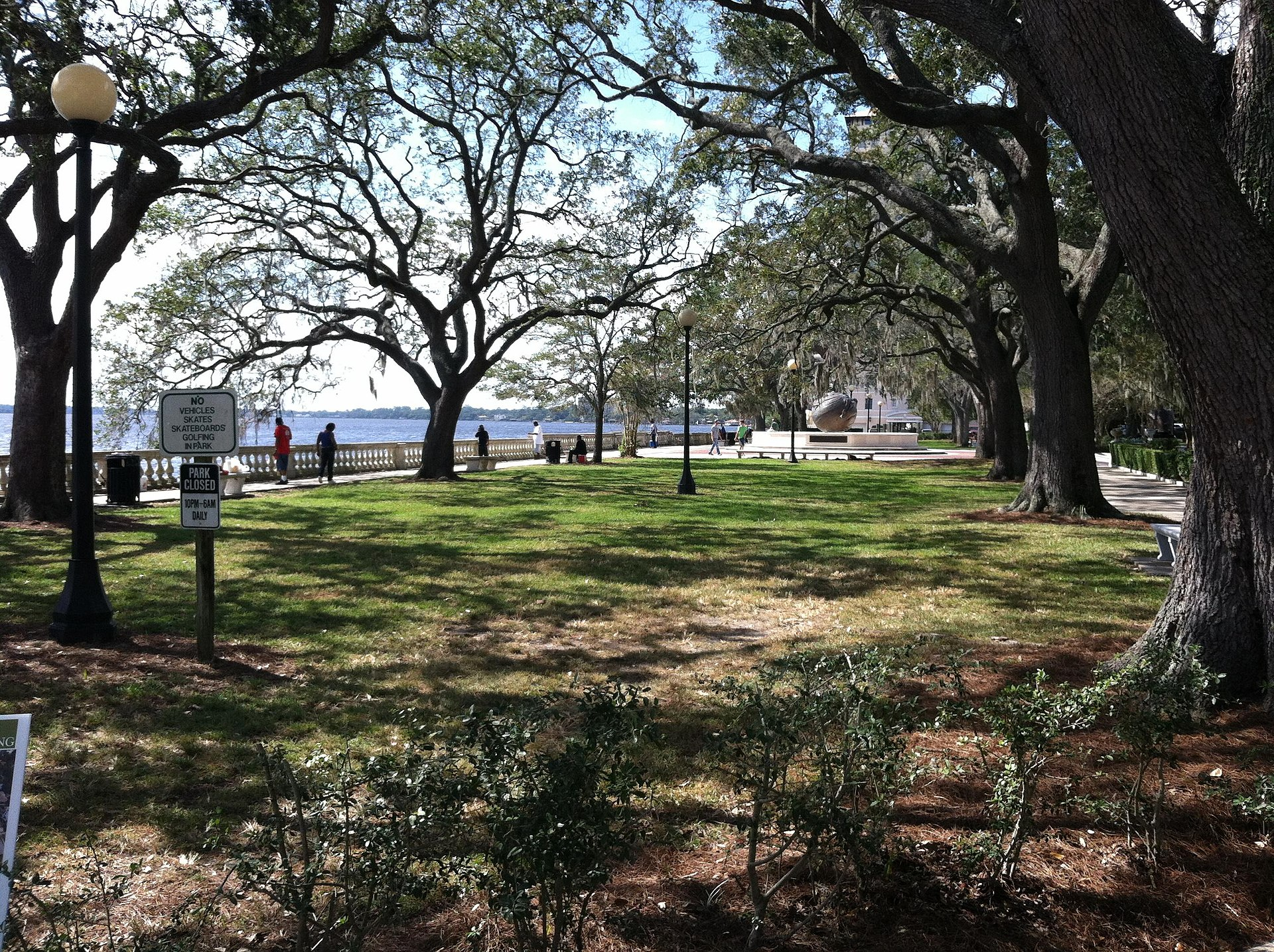 Memorial Park Jacksonville Wikipedia