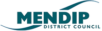 Official logo of Mendip