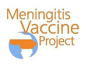 Meningitis Vaccine Project - Image: Meningitis vaccine project logo
