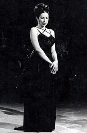 Mina (Italian singer) - The Alla ribalta 2 - Speciale per Mina television programme broadcast on 2 May 1964