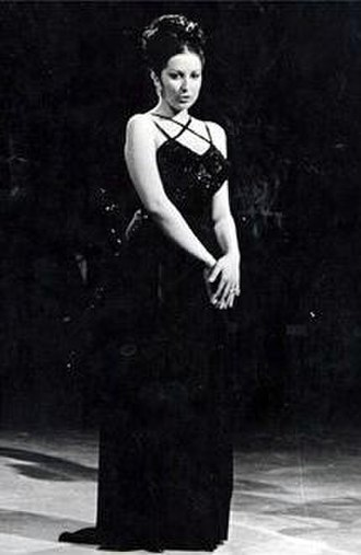 Mina (Italian singer) - The Alla ribalta 2 – Speciale per Mina television programme broadcast on 2 May 1964