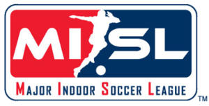 Major Indoor Soccer League (2008–14) - Image: Misl indoor logo