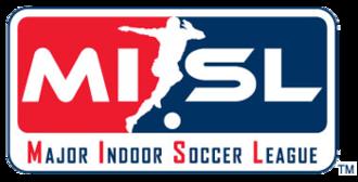 Major Indoor Soccer League (2008–14) - Image: Misl indoor logo