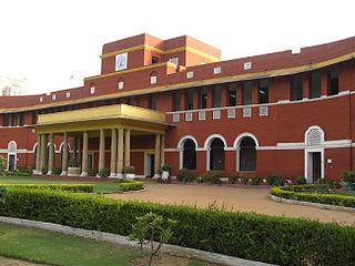 Modern School (New Delhi) building in India