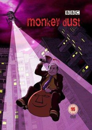 Monkey Dust - Monkey Dust DVD cover